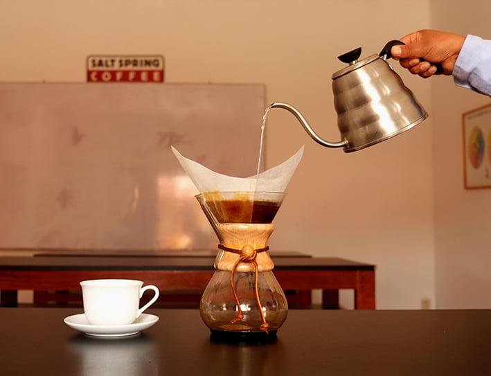Trece formas de preparar café