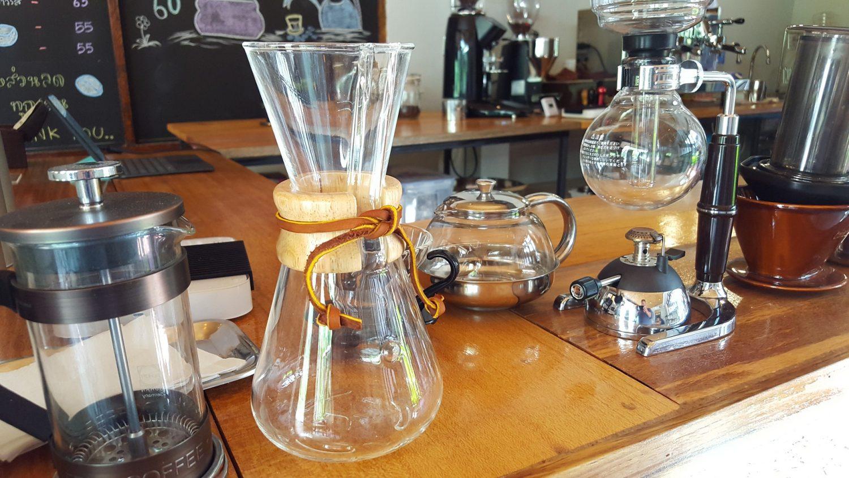 Talleres y cursos para aprender hacer café en métodos
