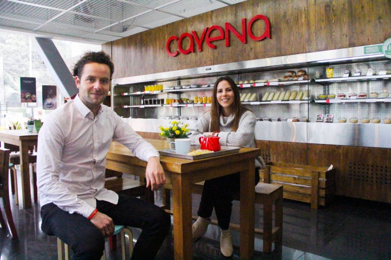Cayena: comida sana y buen café