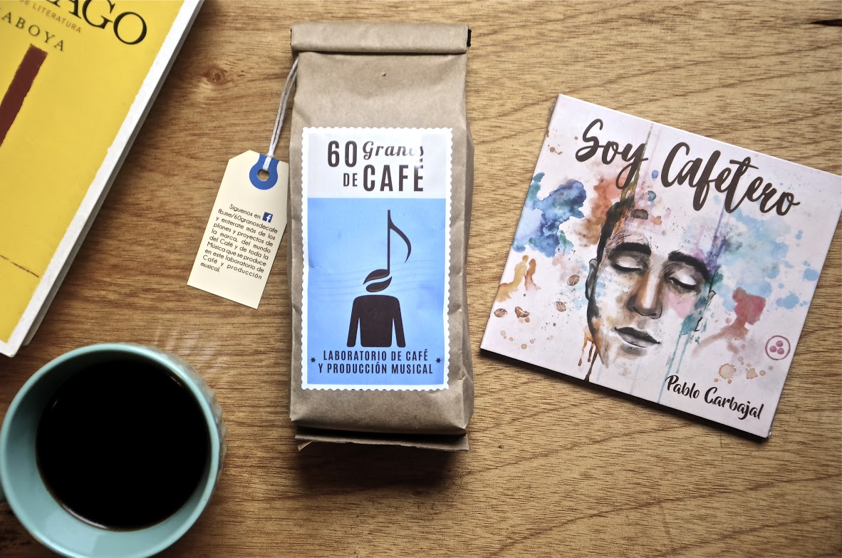 Soy Cafetero: música para acompañar tu café