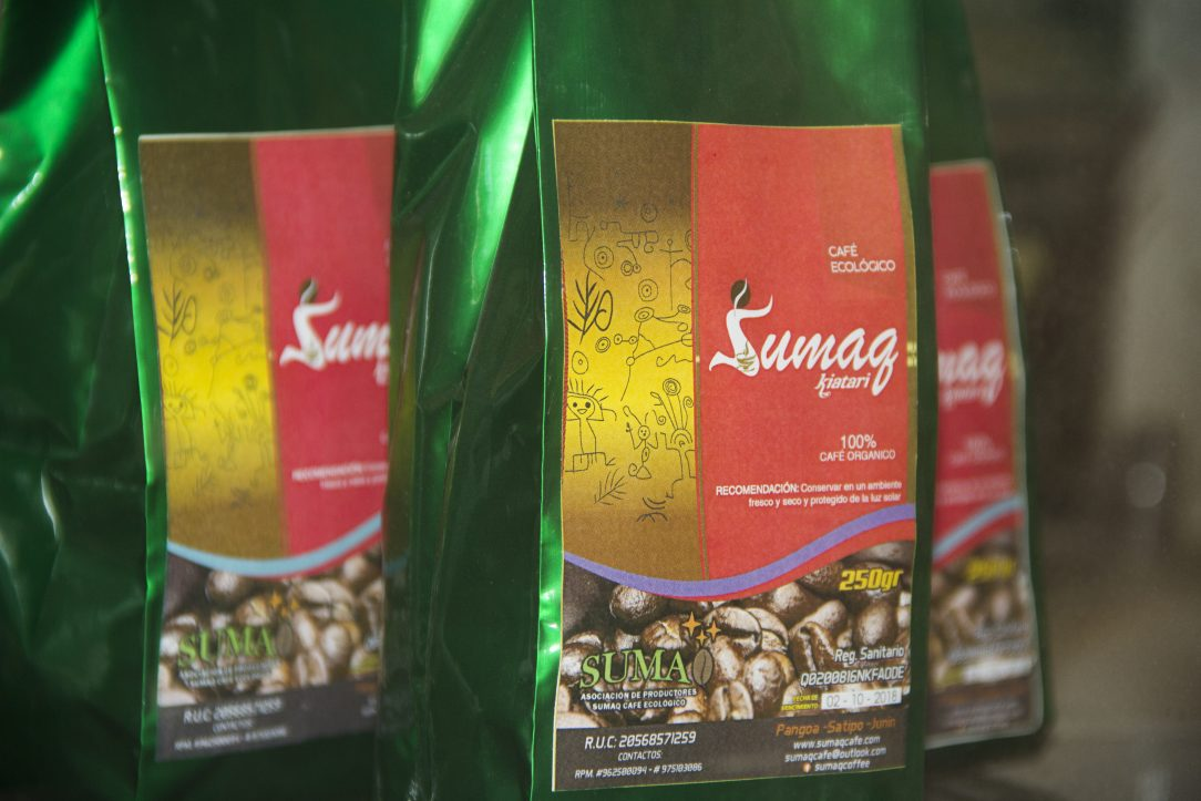 Sumaq Café: café especial del Vraem