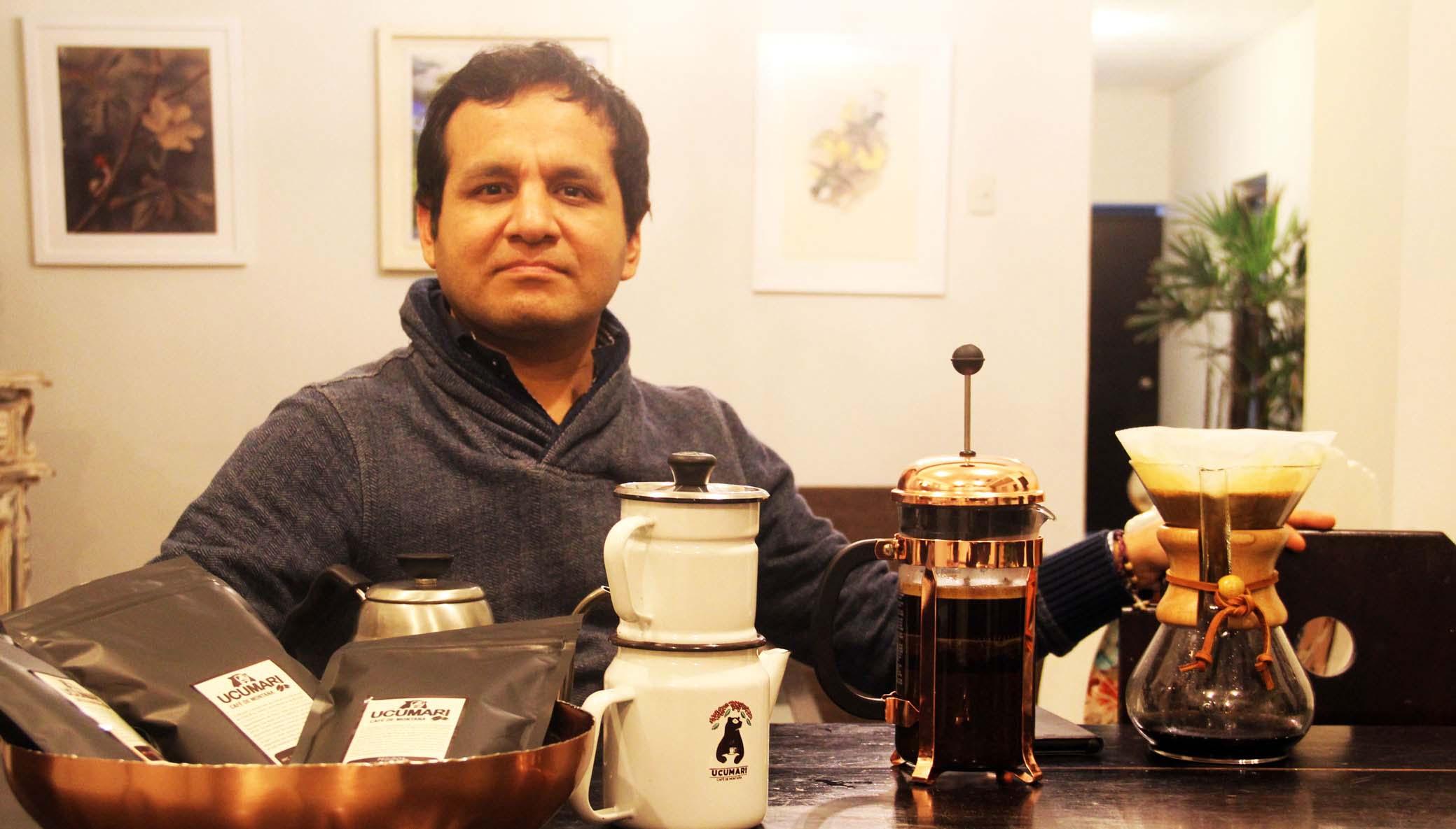 Ucumari: café de montaña