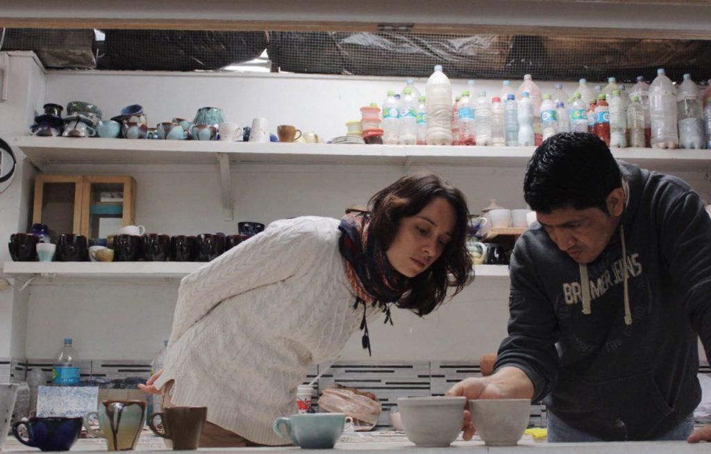 Ninia Project: Tazas que transforman