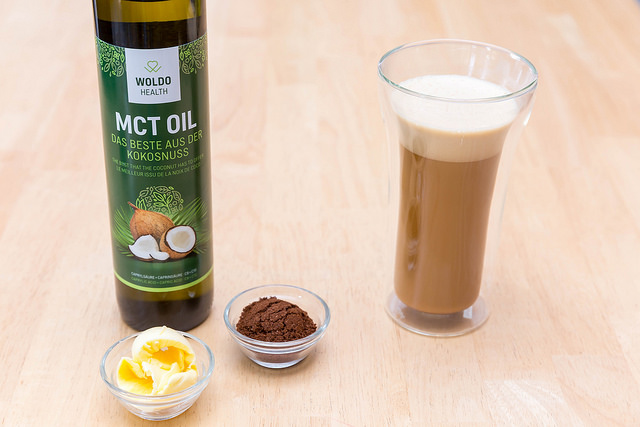 Bulletproof coffee: mezcla energética