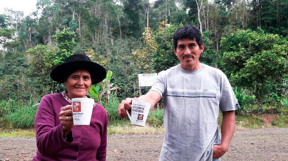 Café del fundo: una marca con el corazón del VRAEM