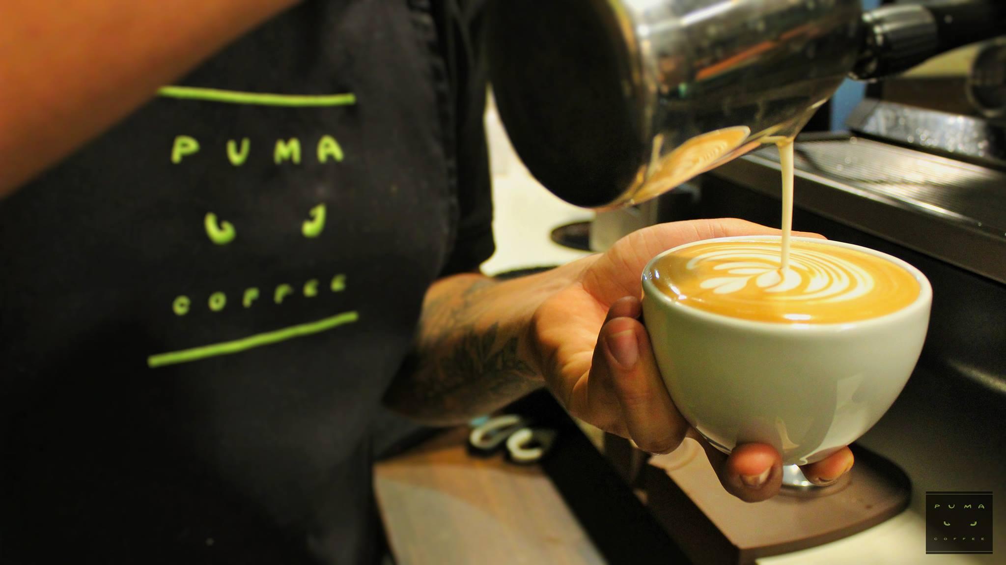 Puma Coffee y Tango Caffé a la conquista del sur