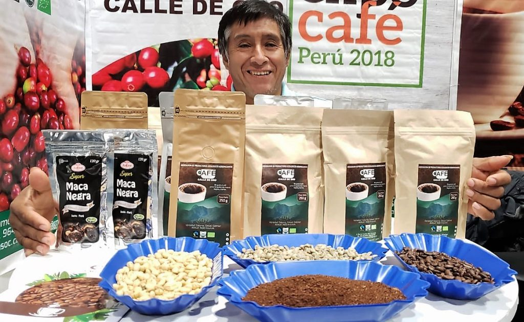 Certificaciones en Café Orgánico y Comercio Justo