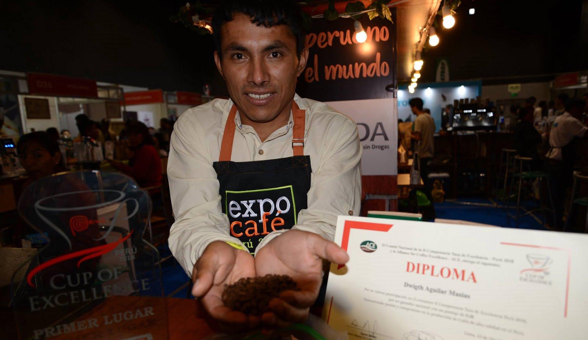 Taza de Excelencia Perú 2018: El mejor café es del Cusco