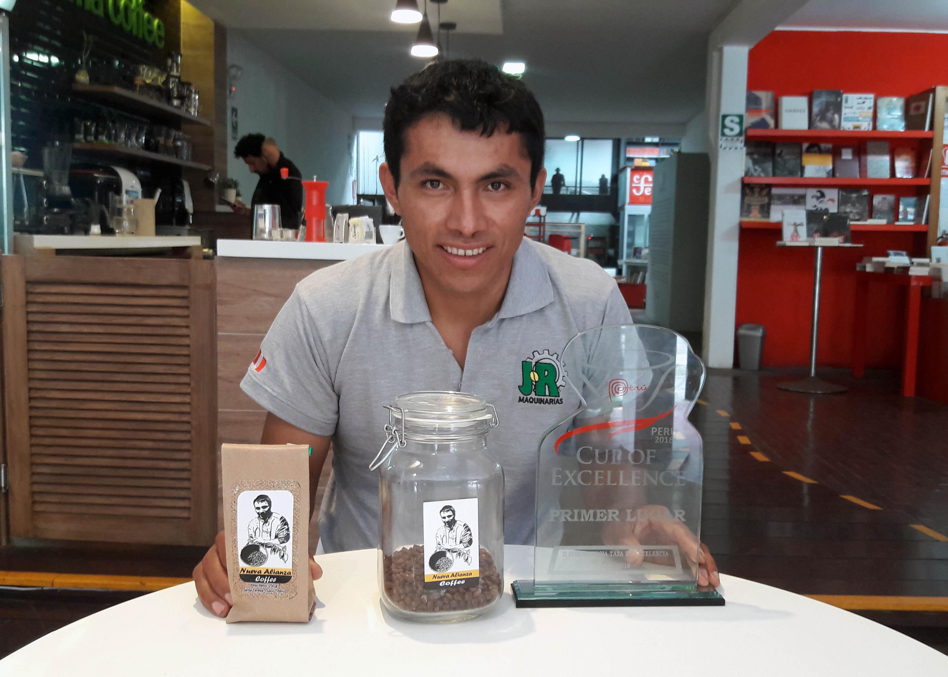 La Nueva Alianza: La finca del mejor café del Perú