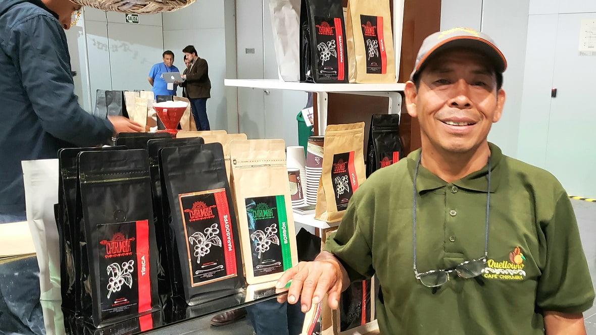 Quelloúno: El valle cusqueño renace con café maragogype