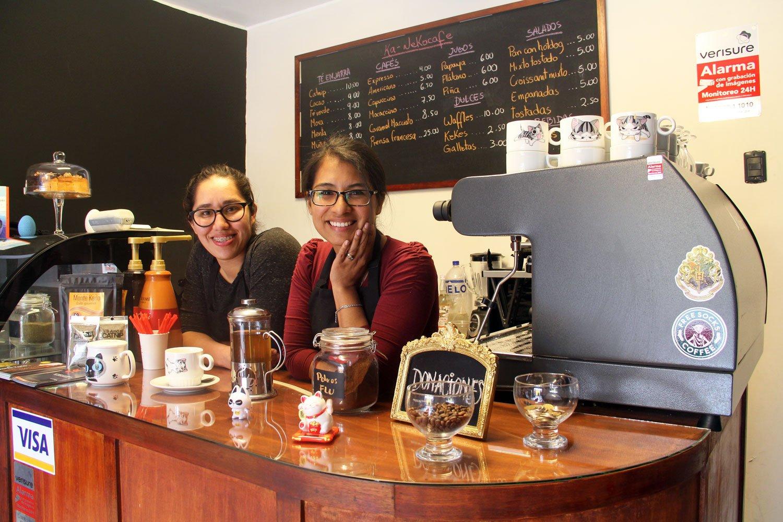 KA-Nekocafé: Cafetería Animalista
