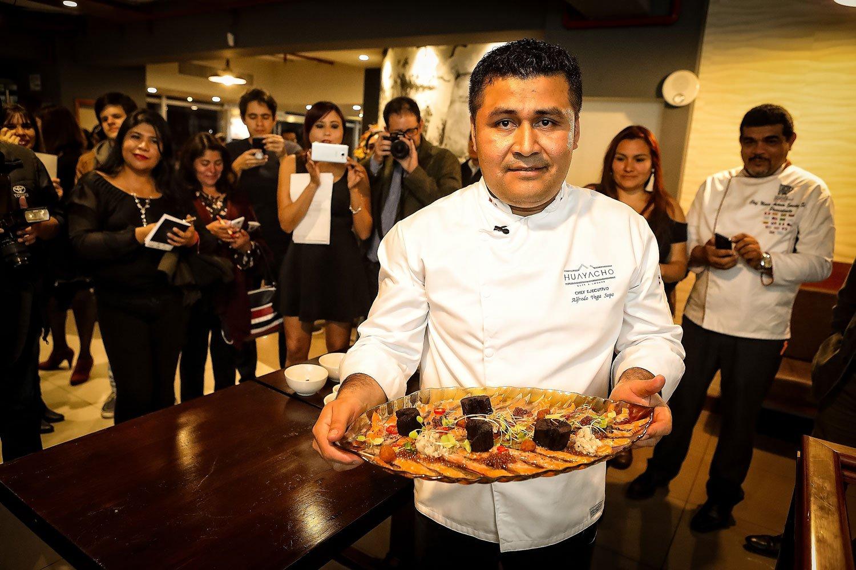 Huayacho: Cocina Creativa con Café Peruano-Amazónico