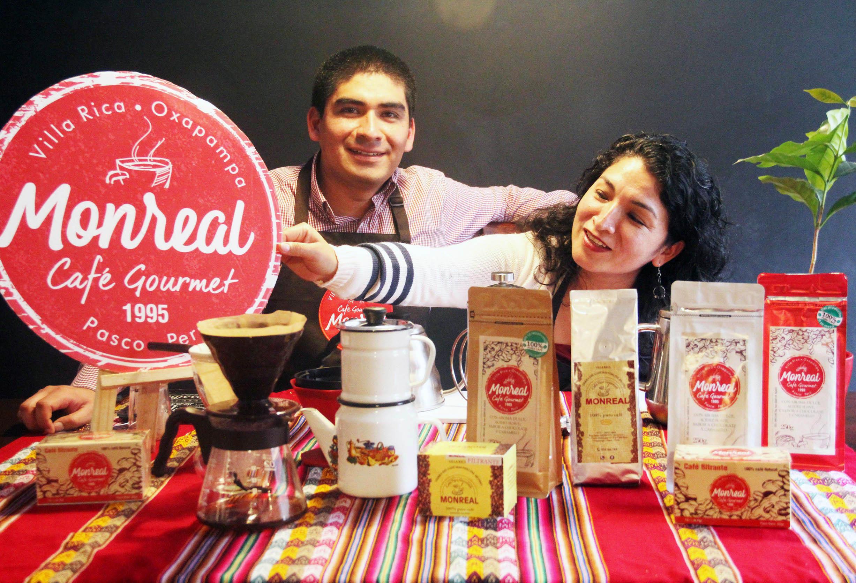 Monreal: buen café de Villa Rica