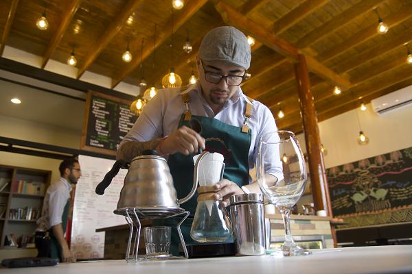 MODO CAFÉ: Disfruta a tu modo