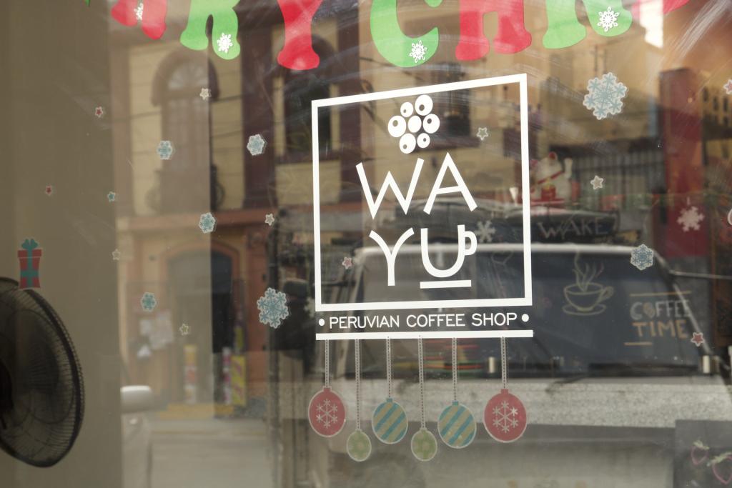 Wayu Coffee Shop: el fruto de una familia amante del café