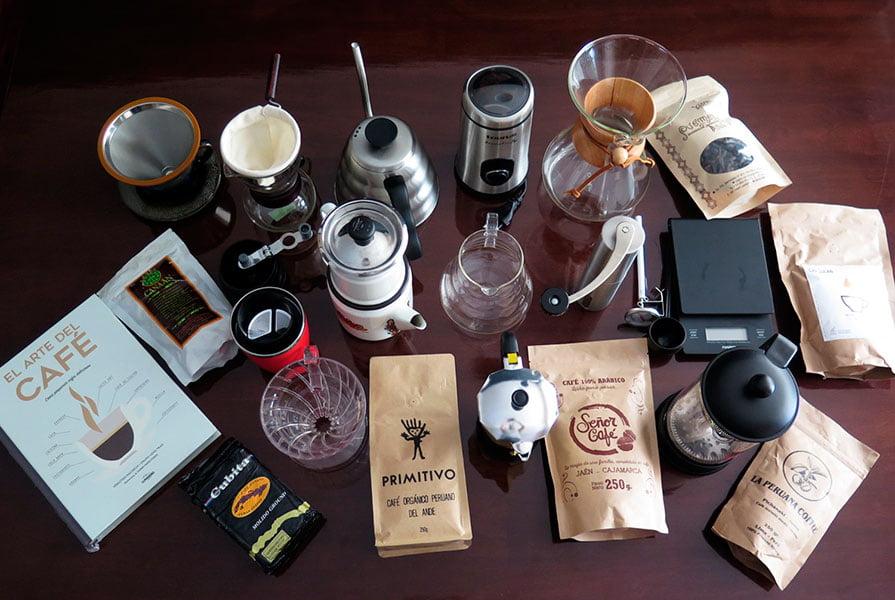 Degustación de cafés y top 5 de cafeterías y marcas