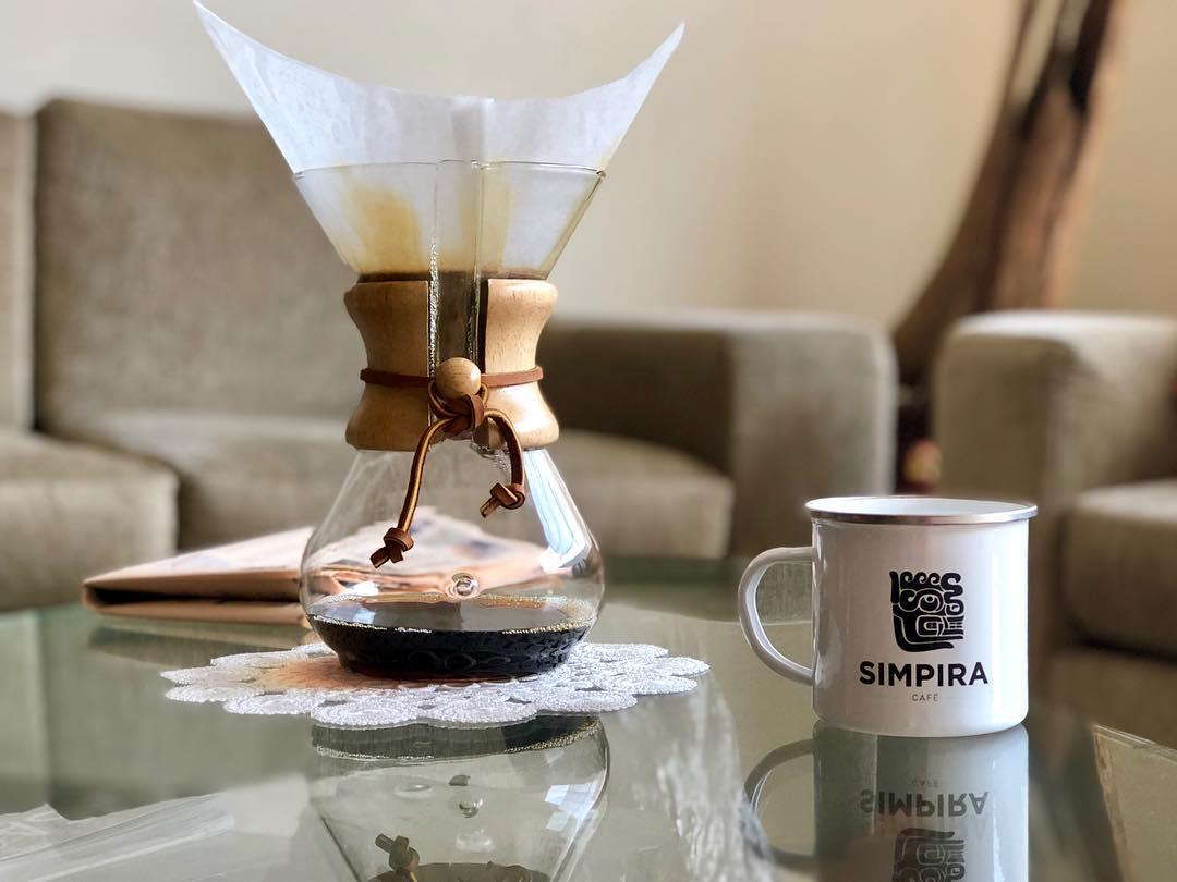 El café de la semana: Simpira