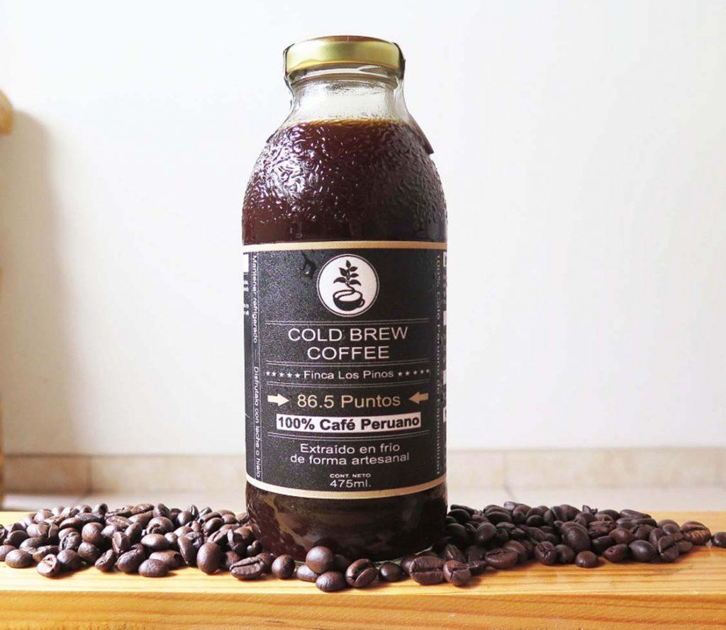 Cold brew coffee de 86,5 puntos de Master Coffee Perú
