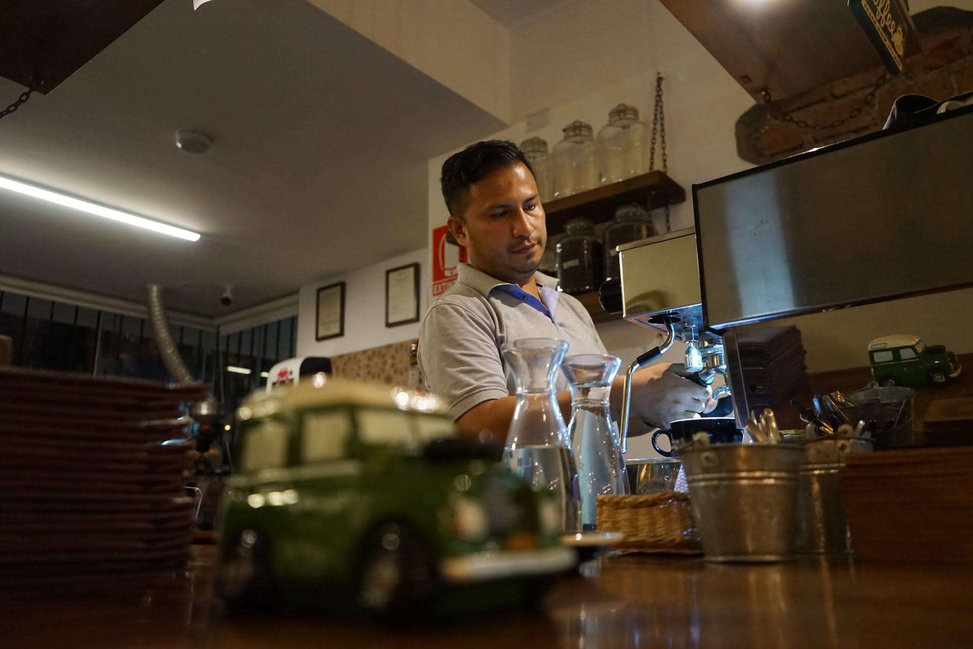 """Anibal Kovaleff: """"Perú es un país de cafés especiales"""""""