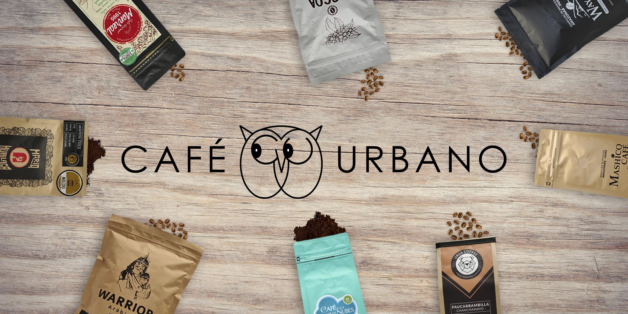 Café Urbano: los mejores cafés del Perú directo a tu casa