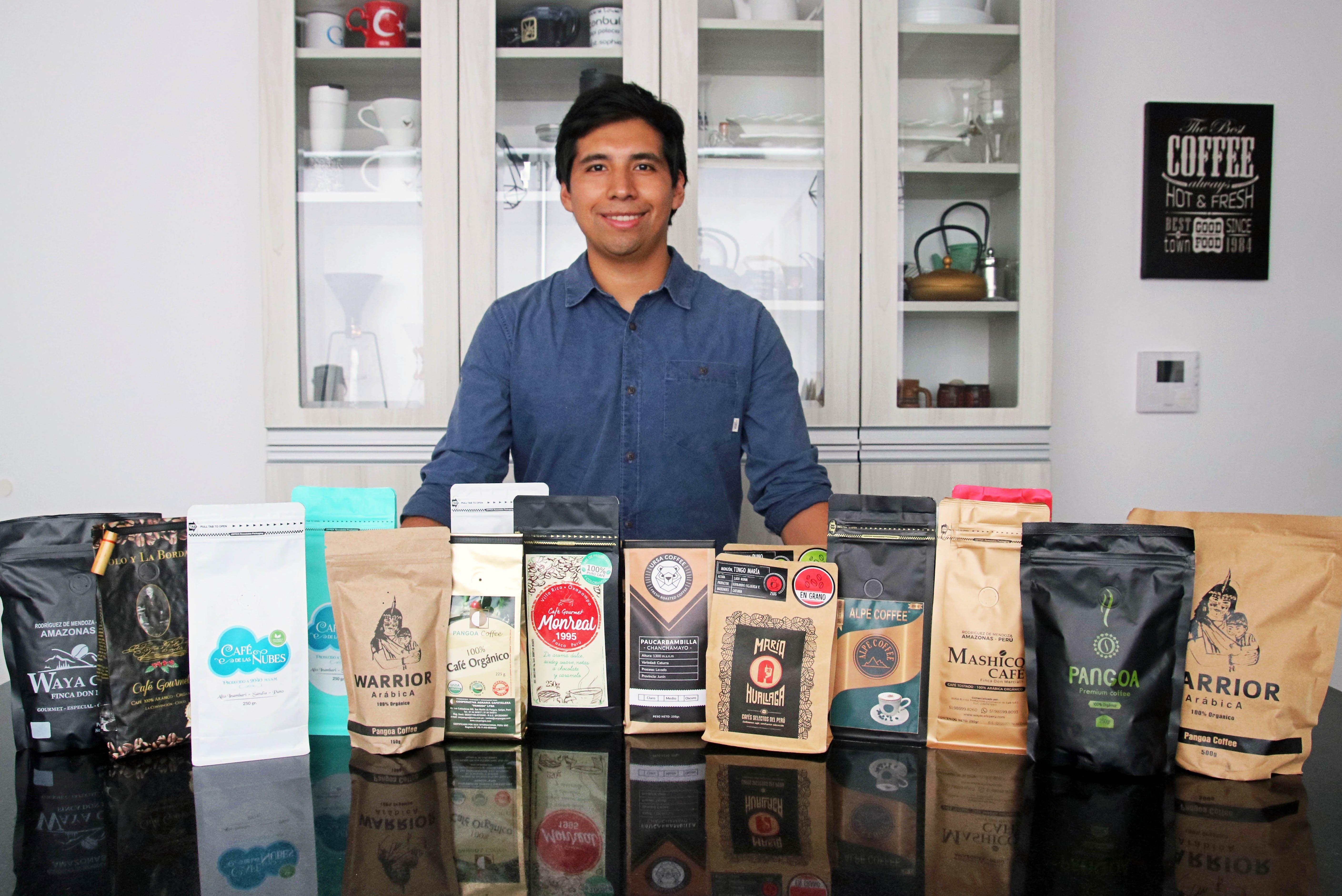 Café Urbano: los mejores cafés peruanos en un clic