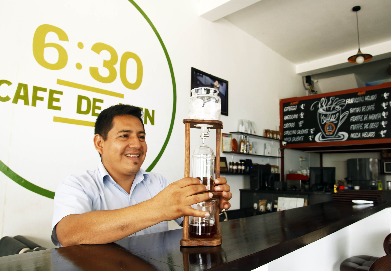 6:30 Cafeterías de Jaén