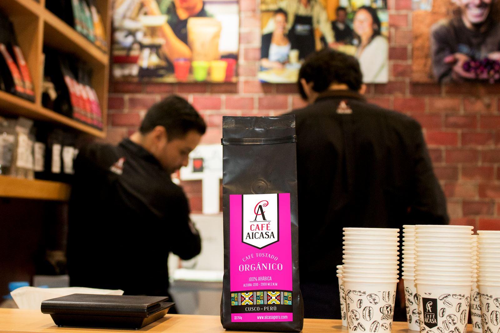 Café Aicasa: el alma de Quillabamba en San Luis