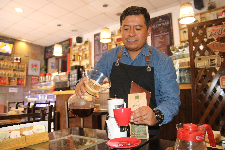 Café D' Wasi: La casa del café en la Ciudad Imperial