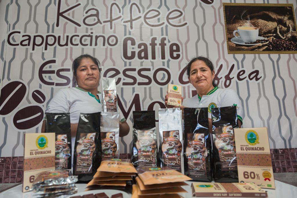 La fuerza de El Quinacho: cacao de exportación y café orgánico