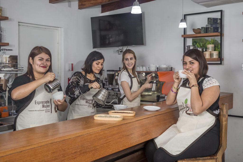 Espressate Mujer 2019: II edición del campeonato de baristas
