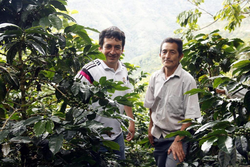 Jorge Quinde: la promesa del café de La Coipa, Cajamarca