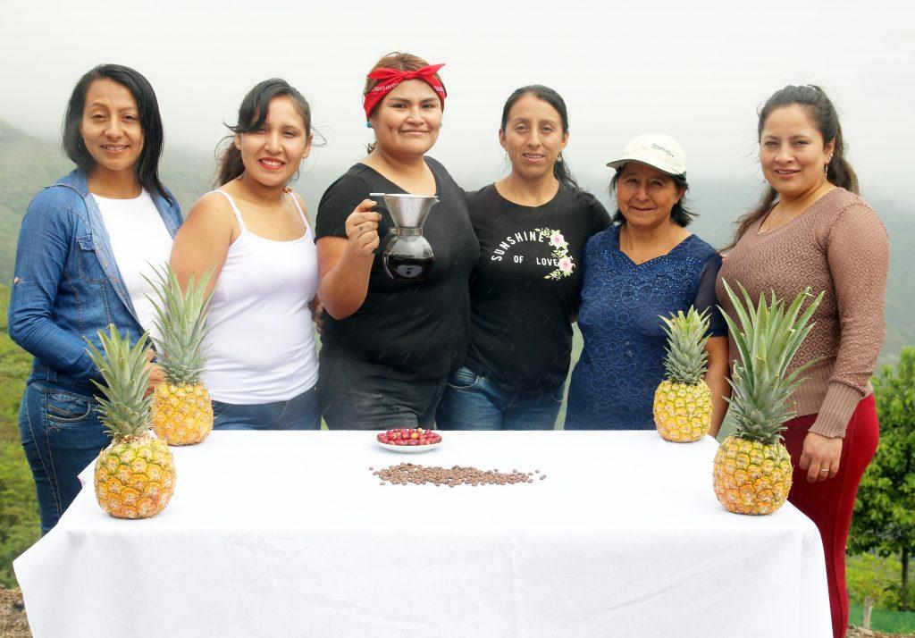 Los Lirios de Chirinos: mujeres cafeteras de Cajamarca