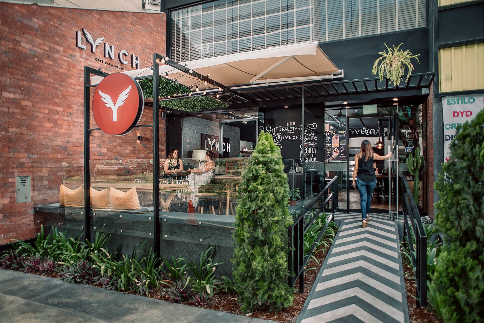 LYNCH Café para Volar