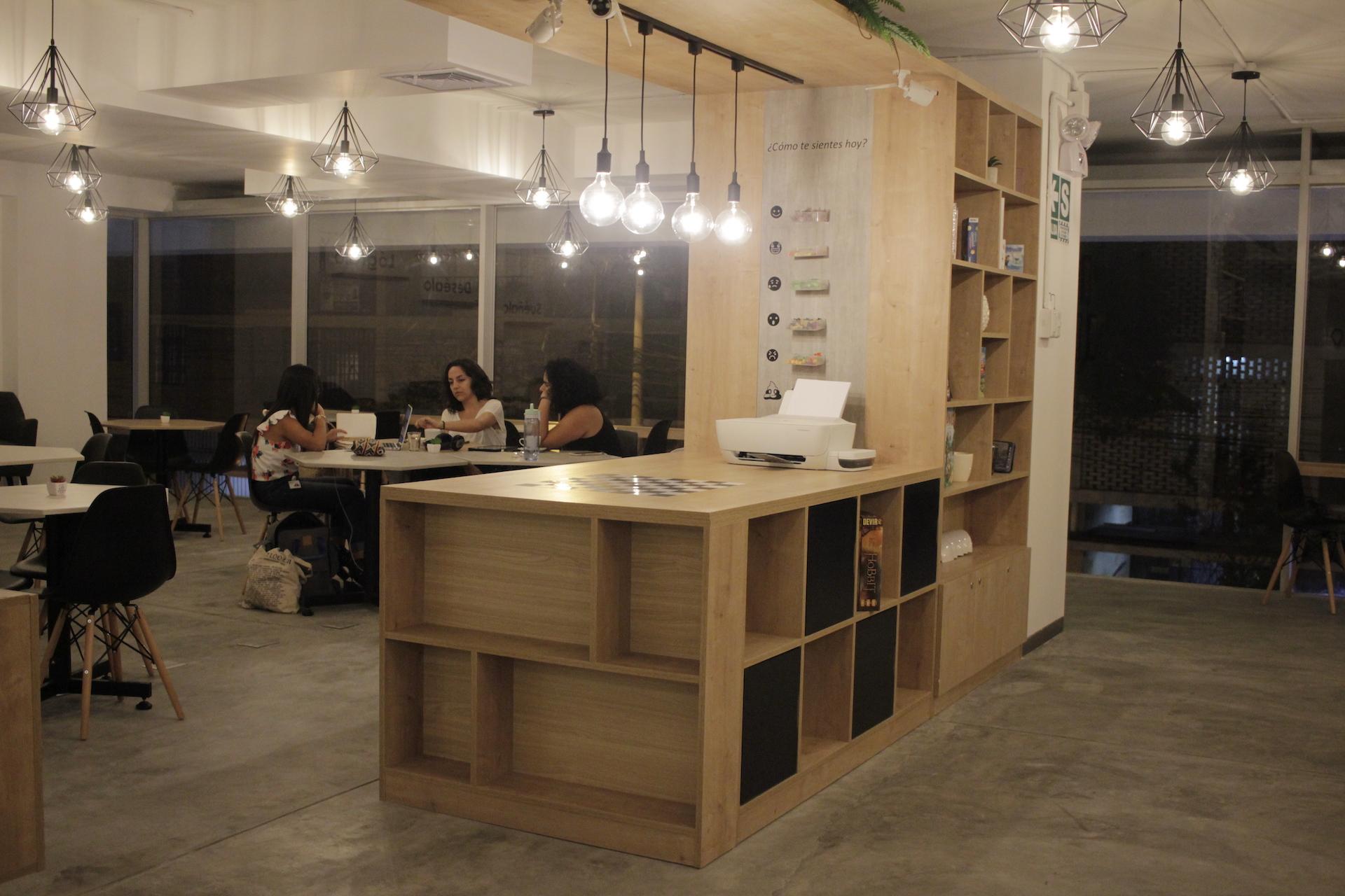 Urban Coffice: nuevo concepto de cafetería para grandes ideas