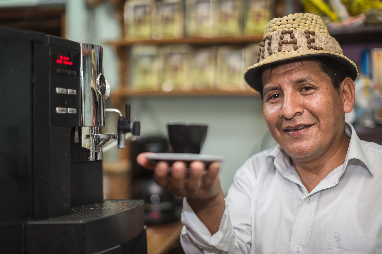 Café Ayacuchano, marca bandera del Vraem