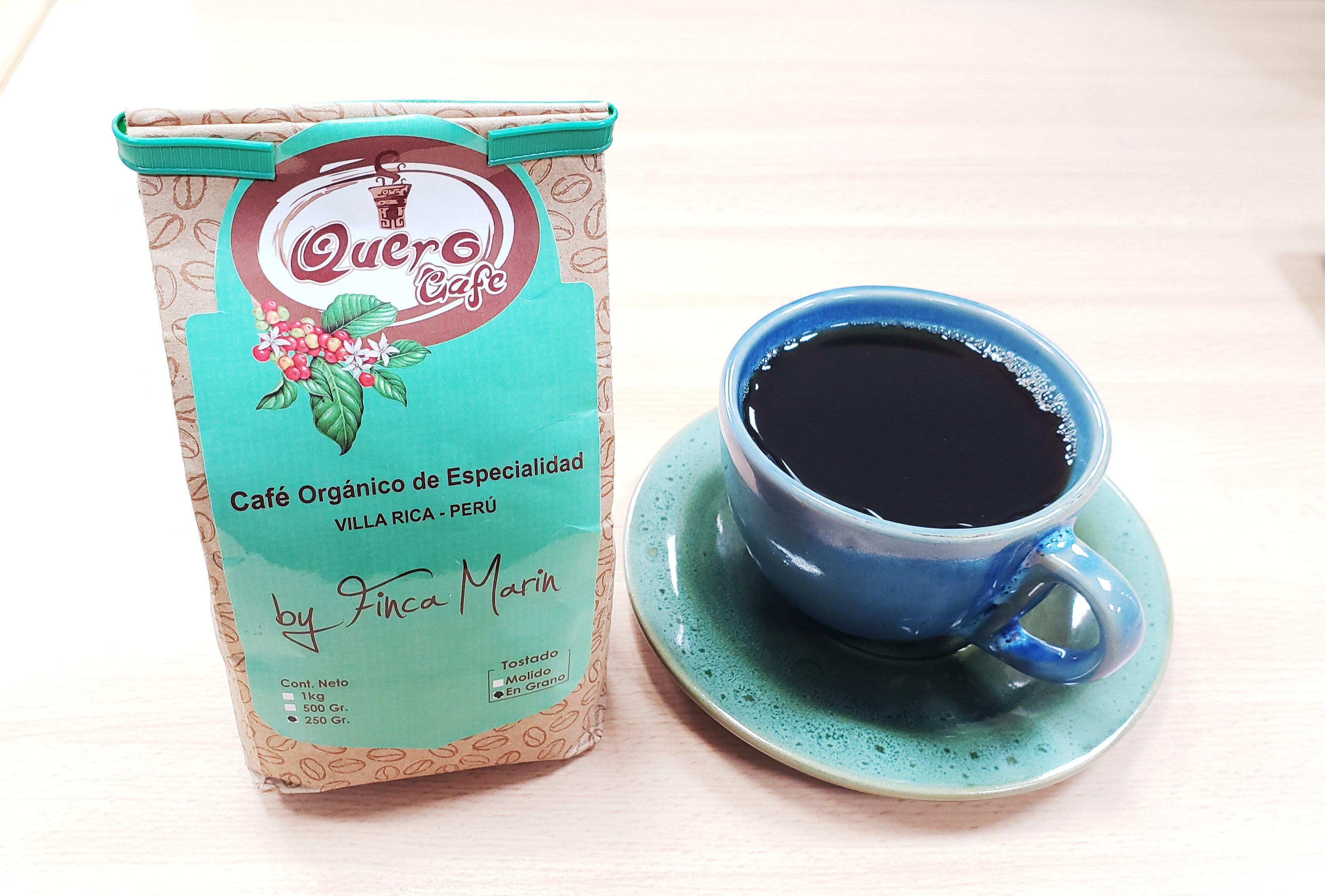 Café de la Semana: Quero Café de Finca Marín