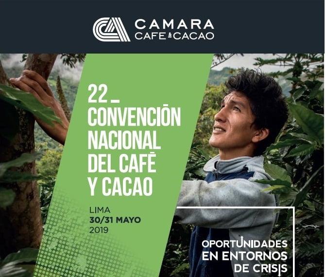 Expertos de la 22 Convención Nacional del Café y Cacao