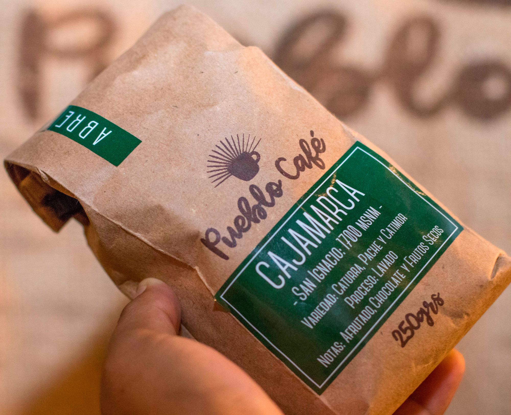 Café de la Semana: Pueblo Café