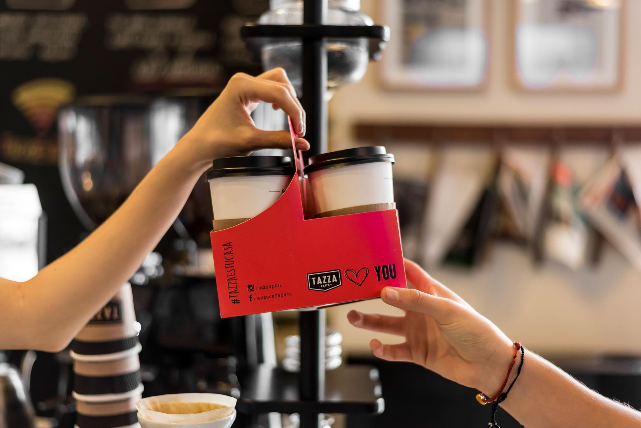 Tazza Caffè: poder femenino y buen café