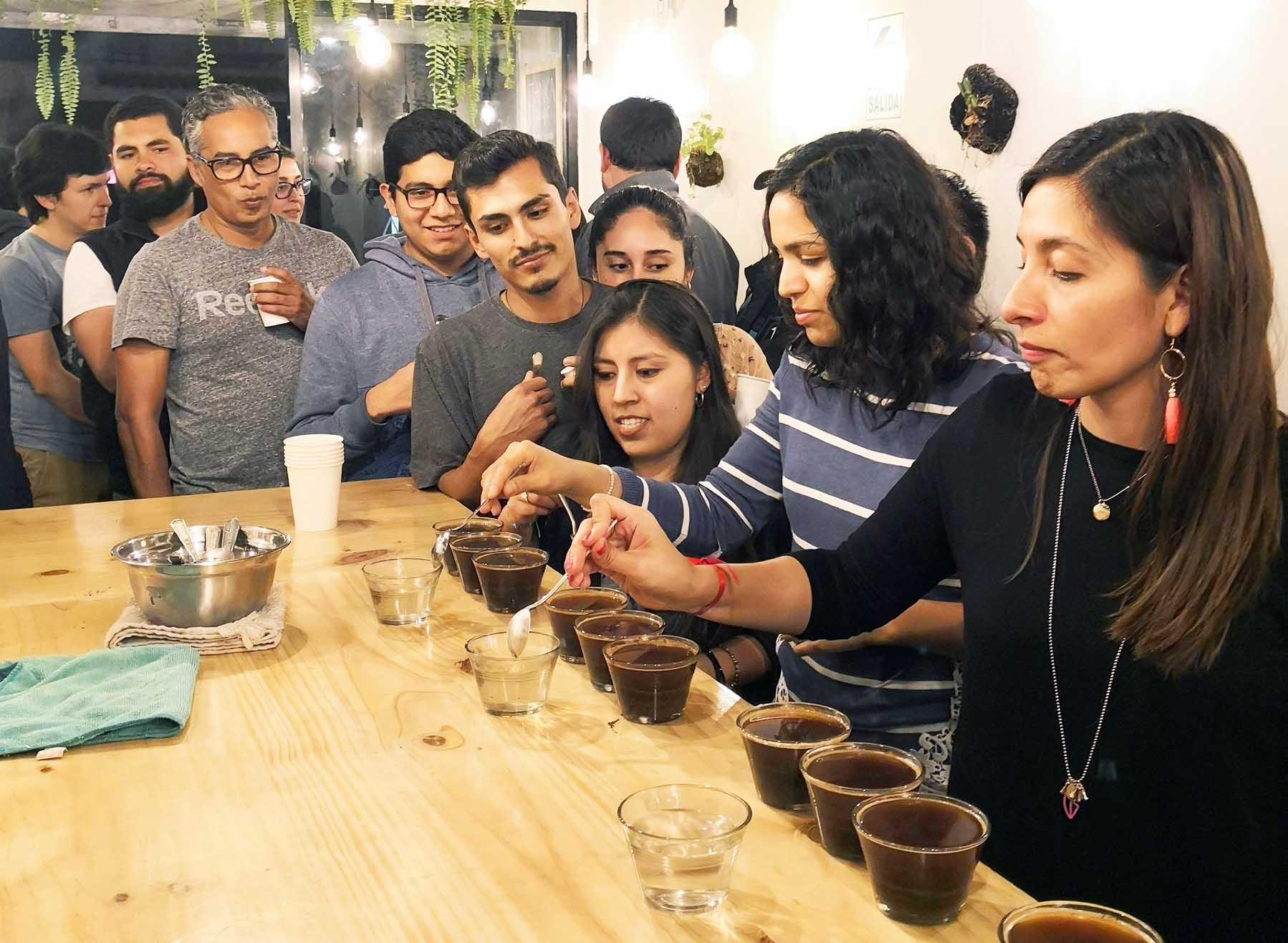 Una cofradía llamada The Specialty Coffee Community