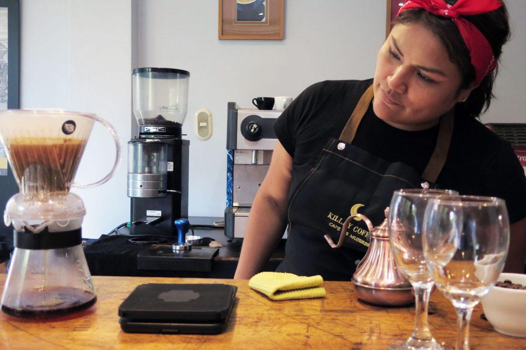 Vanesa Fabián, partner académico de Cafelab
