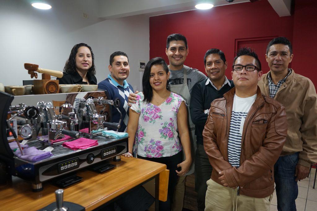 Team Barista Perú, una historia de perseverancia, paciencia y amor