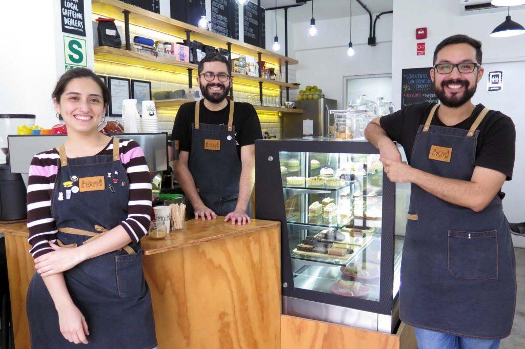 La Teoría de los 6 cafés: Así se conquista un barrio