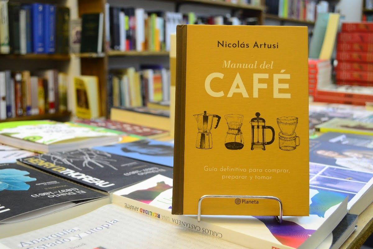 """""""Manual del café"""": la guía definitiva para disfrutar tu bebida favorita"""