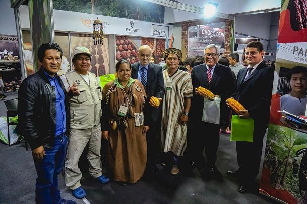 El mejor cacao del Perú es Yanesha y se obtiene sin deforestar