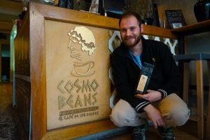 Cosmo Beans Café: de Grecia con amor