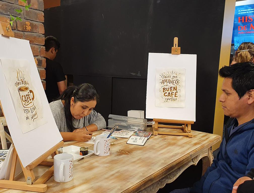 """Altomayo crea los """"Viernes con sabor a café"""""""