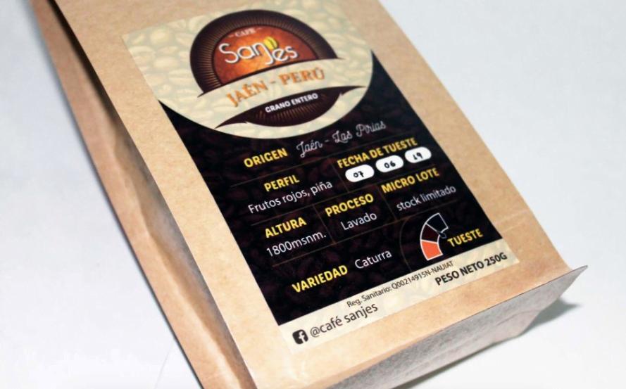 Café de la Semana: Sanjes