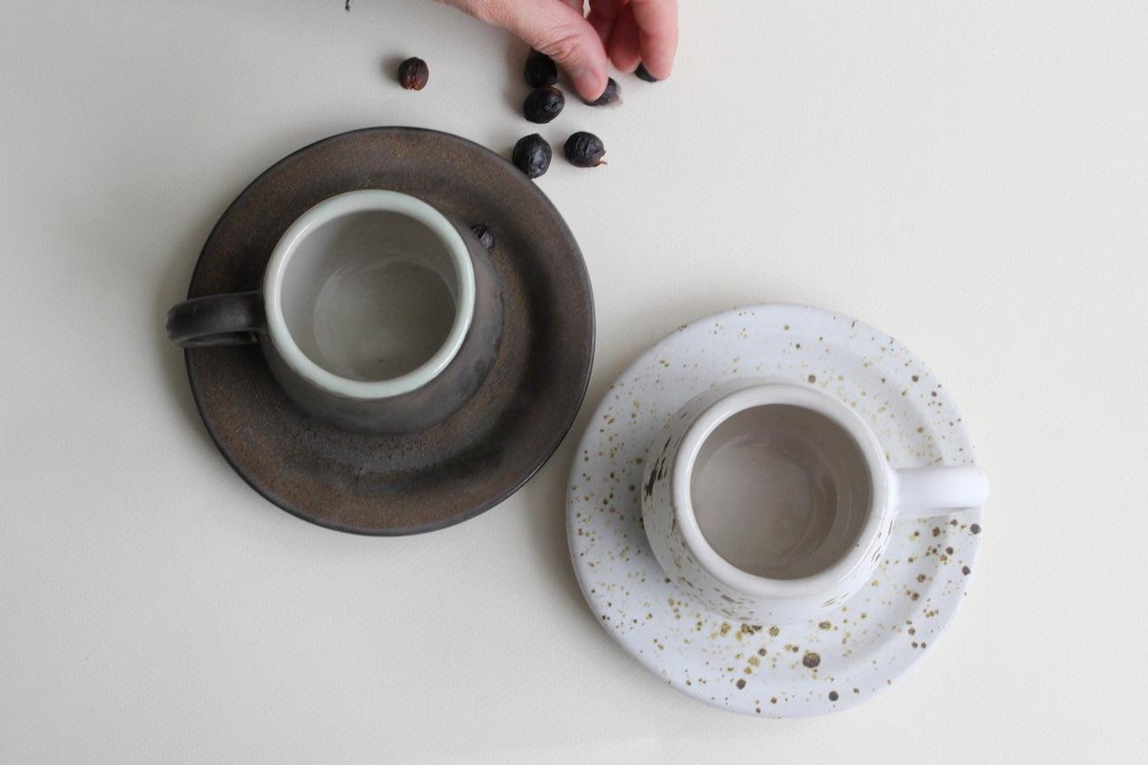 Tazas para espresso, cappuccino y más