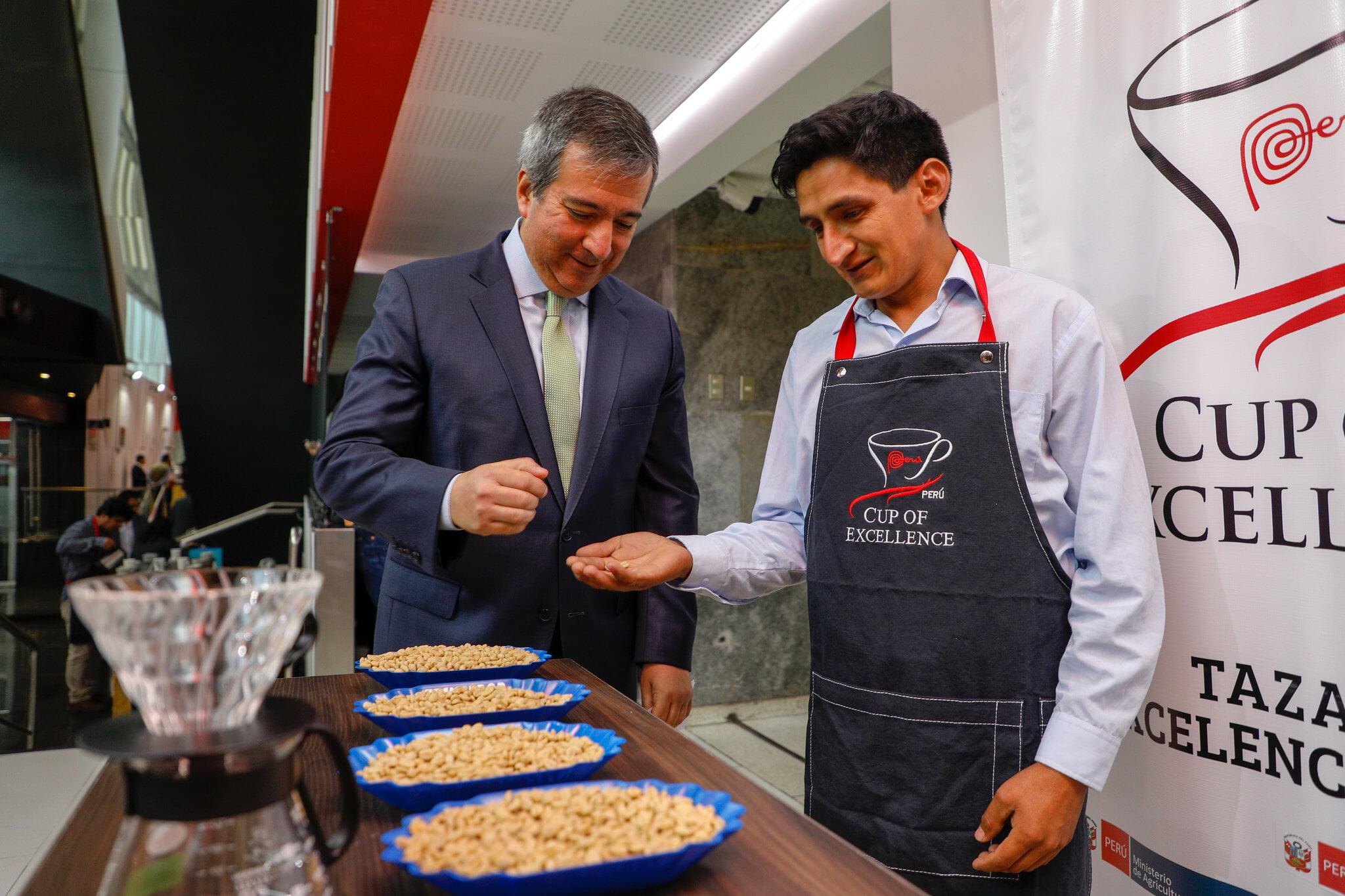 """Juan Heredia Sánchez: """"El café se cuida como a un hijo"""""""